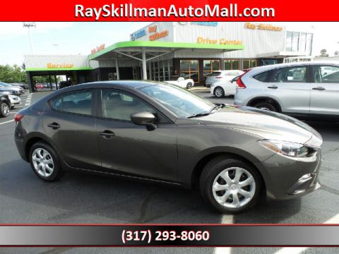 New Mazda3 4DR SDN I SPT AT