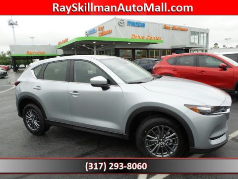 New 2017 Mazda CX-5 4DR AWD SPORT AT AWD