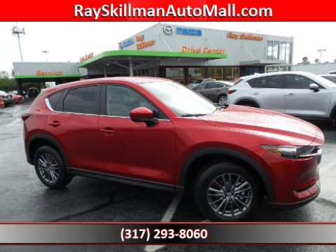 New 2017 Mazda CX-5 TOURING AWD AT AWD