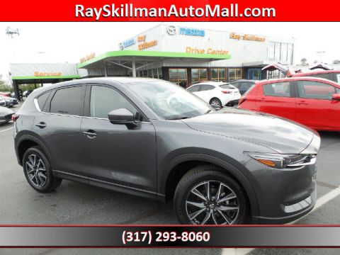 New 2017 Mazda CX-5 GRAND TOURING AWD AT with Navigation & AWD