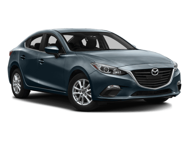 New Mazda Mazda3 4DR SDN I SPT AT